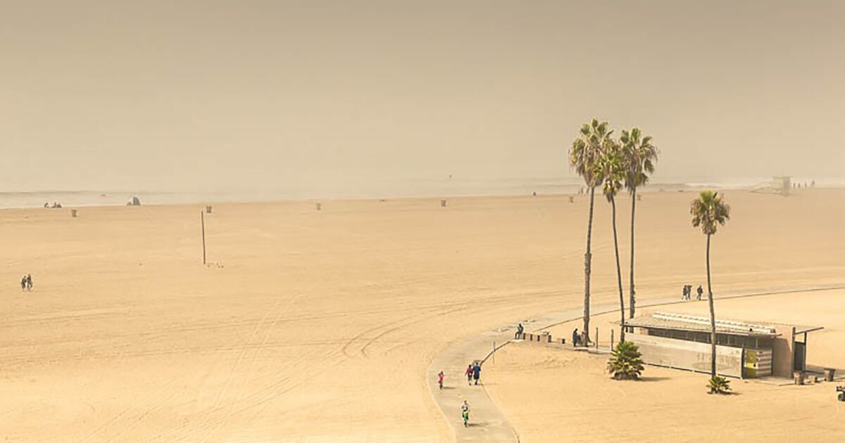 Où cette photo a-t-elle été prise ? : Oman, Etats-Unis, Mauritanie ?