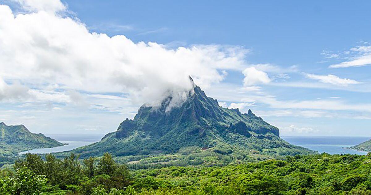 Où cette photo a-t-elle été prise ? : Polynésie française, Guadeloupe, Ile de la Réunion ?