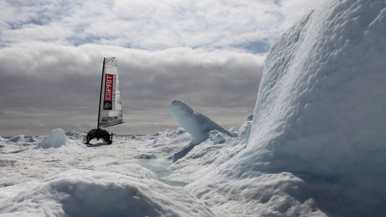 En Arctique, trois Français à la découverte de la mystérieuse cryoconite