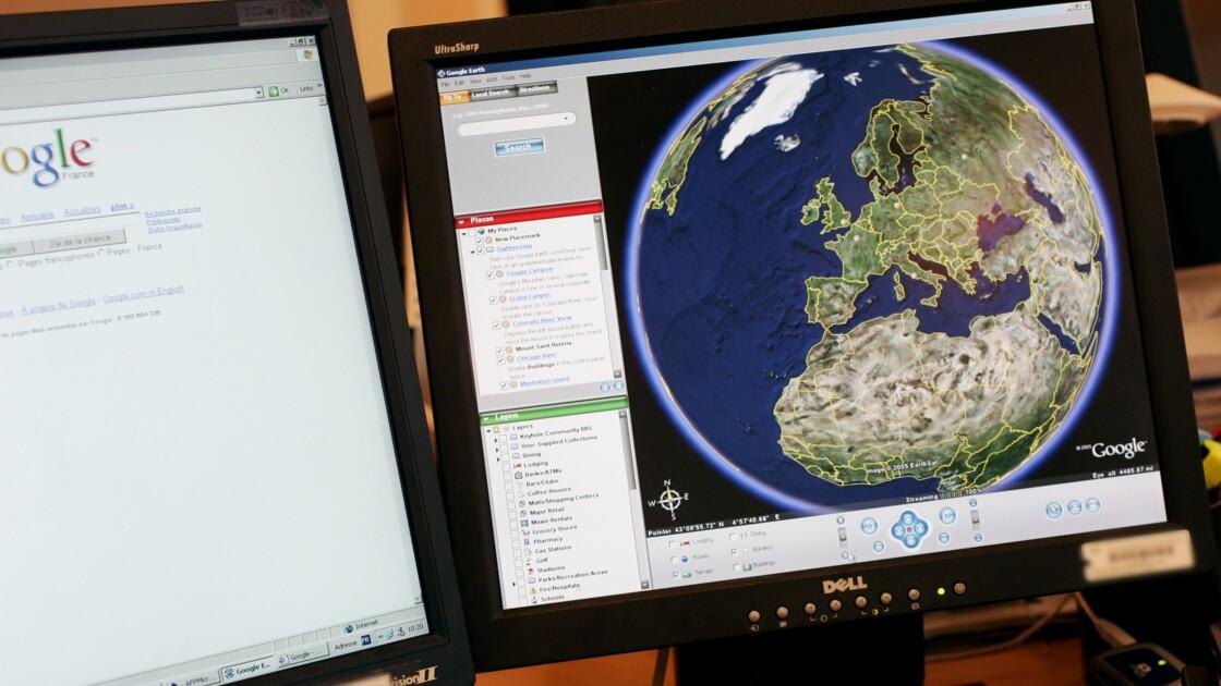 L'atlas Google Earth relancé dans une version plus riche