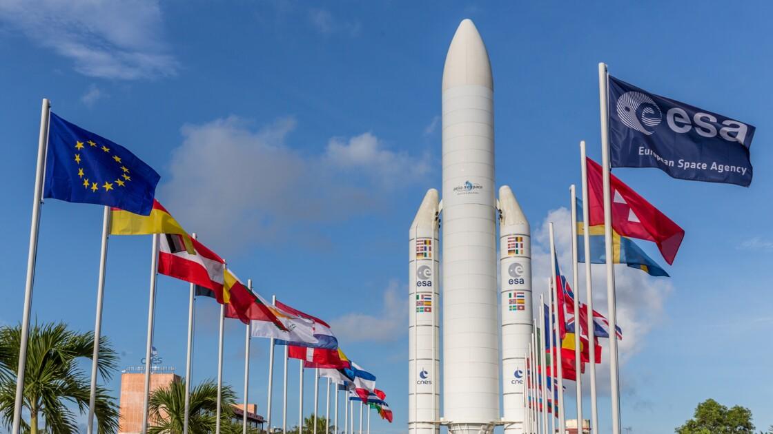 Conflit en Guyane: coût d'une dizaine de millions d'euros pour Arianespace