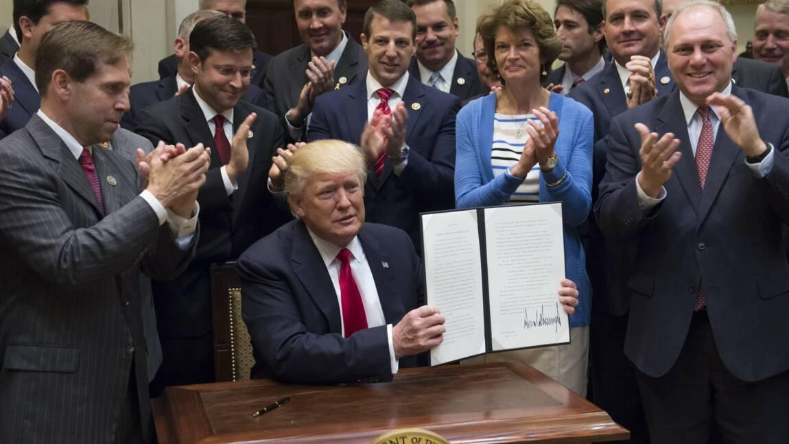 Gaz, pétrole... Trump veut favoriser les forages offshore