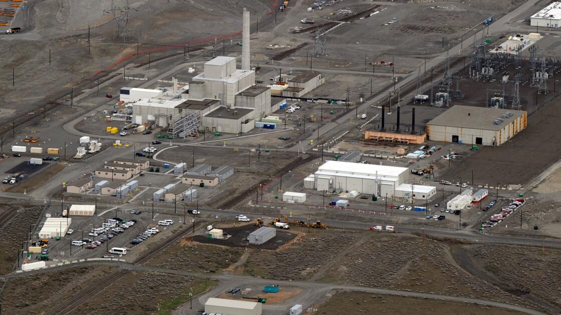 Etats-Unis: début des réparations du tunnel effondré sur un site nucléaire