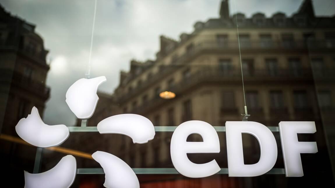 EDF vise une réduction de 40% de ses émissions de CO2 en 2030