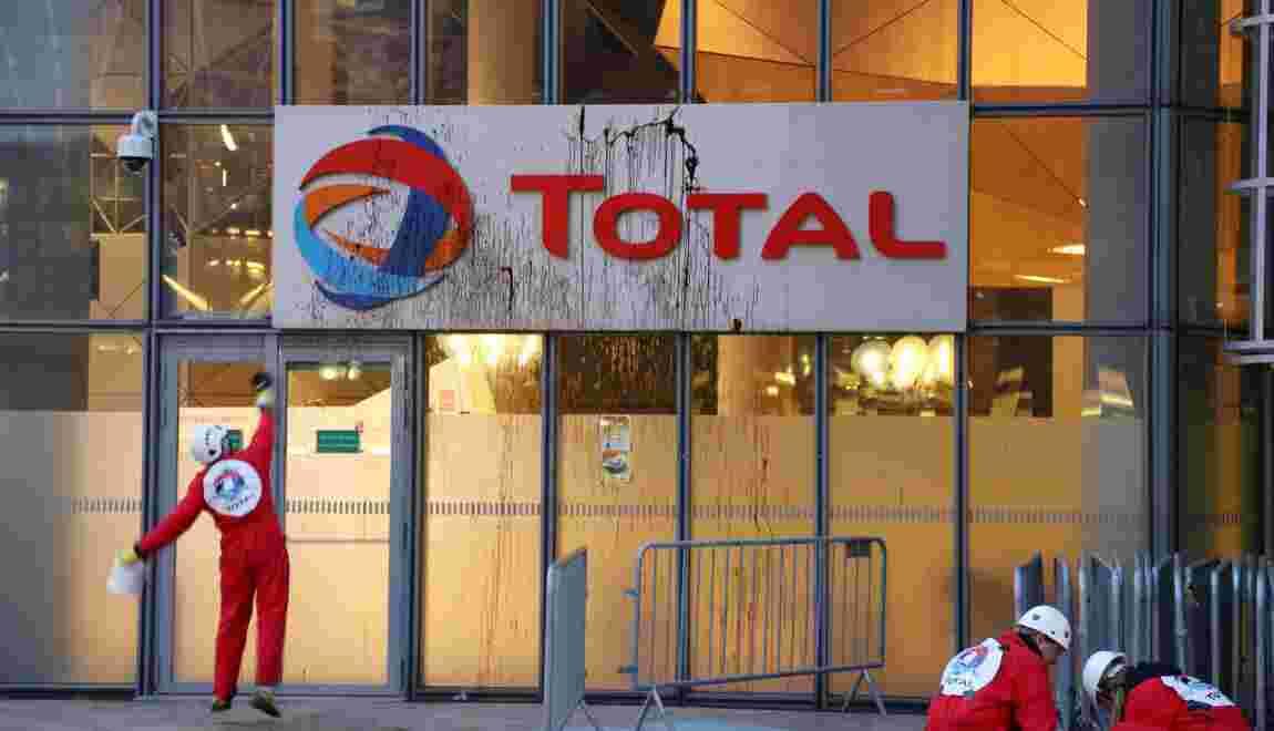 """Projet pétrolier de Total au Brésil: Greenpeace dénonce des """"lacunes"""""""