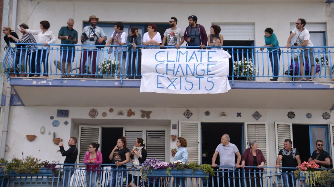 L'unité du G7 se brise face à Trump sur le climat