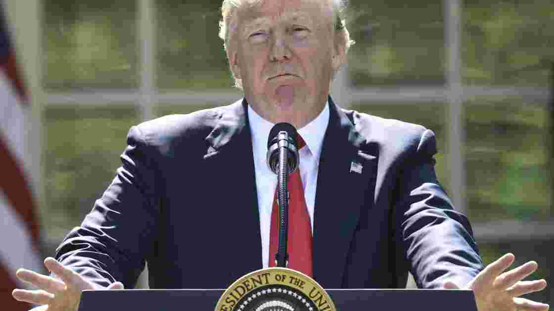 Trump retire les Etats-Unis de l'accord-climat: réactions étrangères