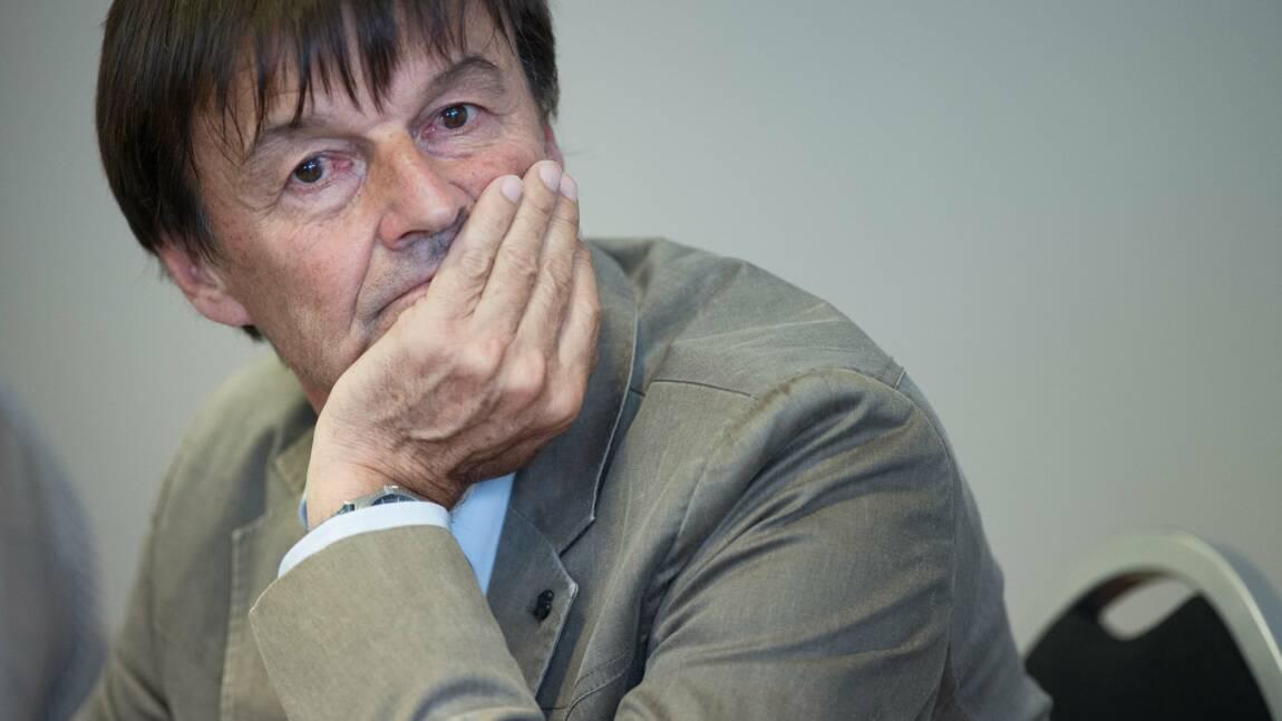 """ND-des-Landes: Hulot a """"confiance"""" dans la """"neutralité"""" des médiateurs"""
