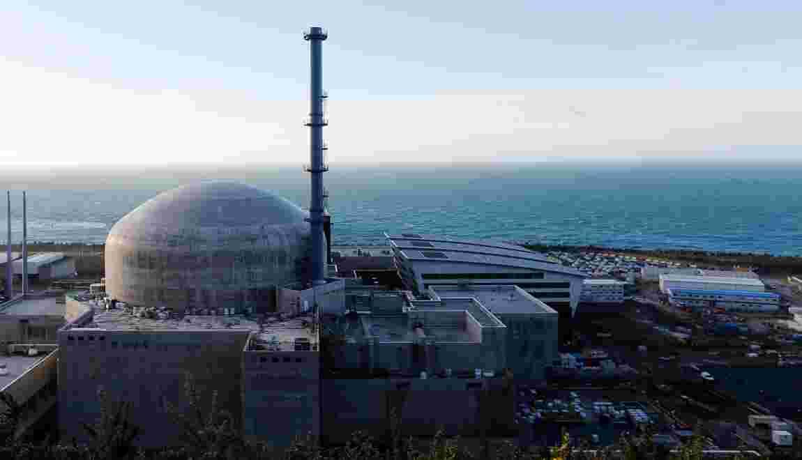Nucléaire: les déboires de l'EPR illustrent les fragilités de la filière