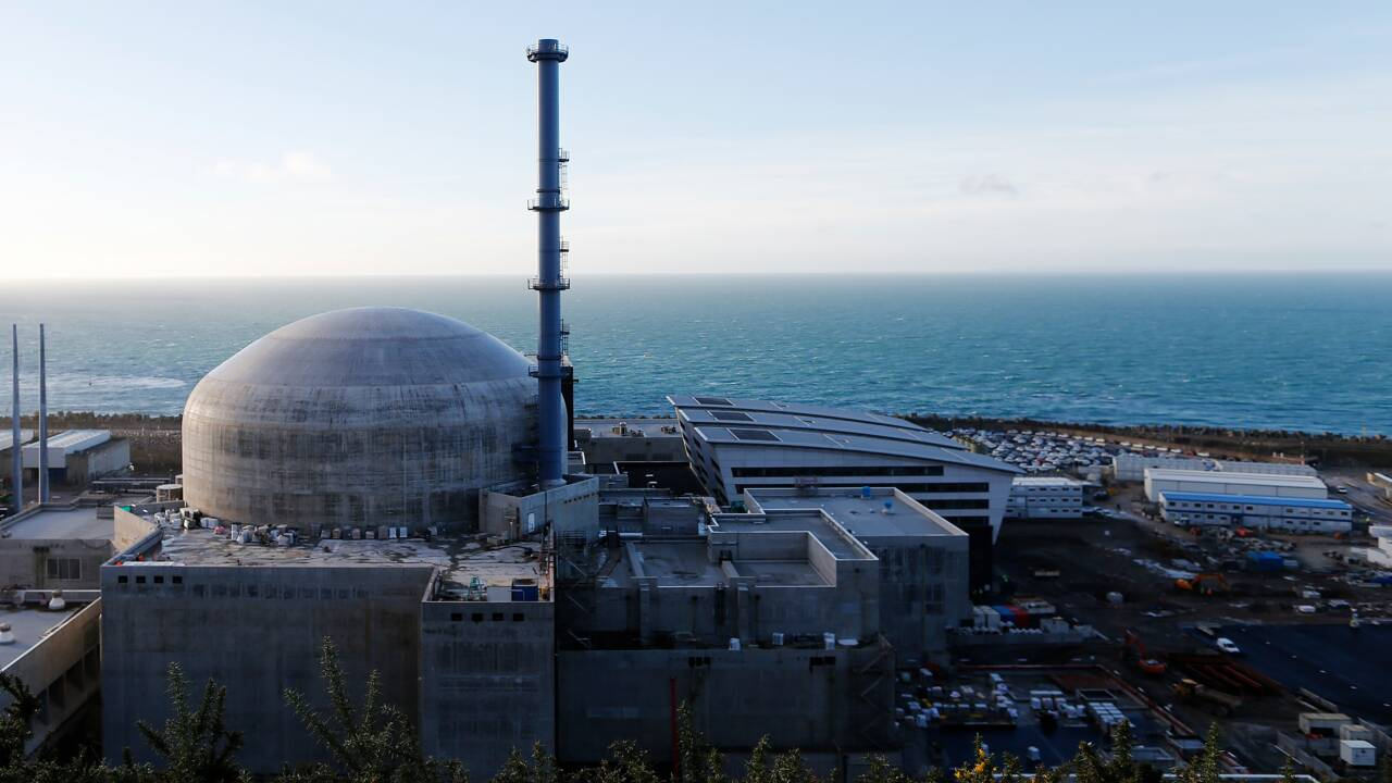 EPR de Flamanville: la facture s'alourdit de 1,5 milliard d'euros