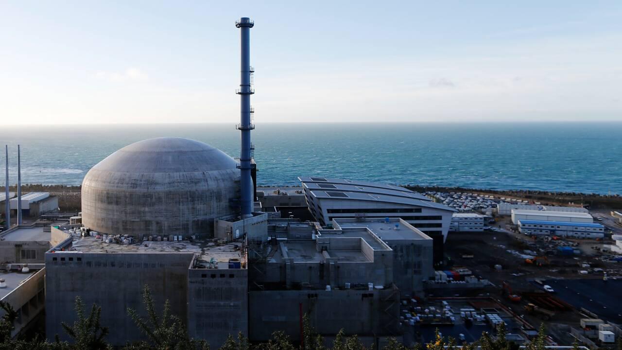 L'EPR, fleuron du nucléaire français aux multiples déboires