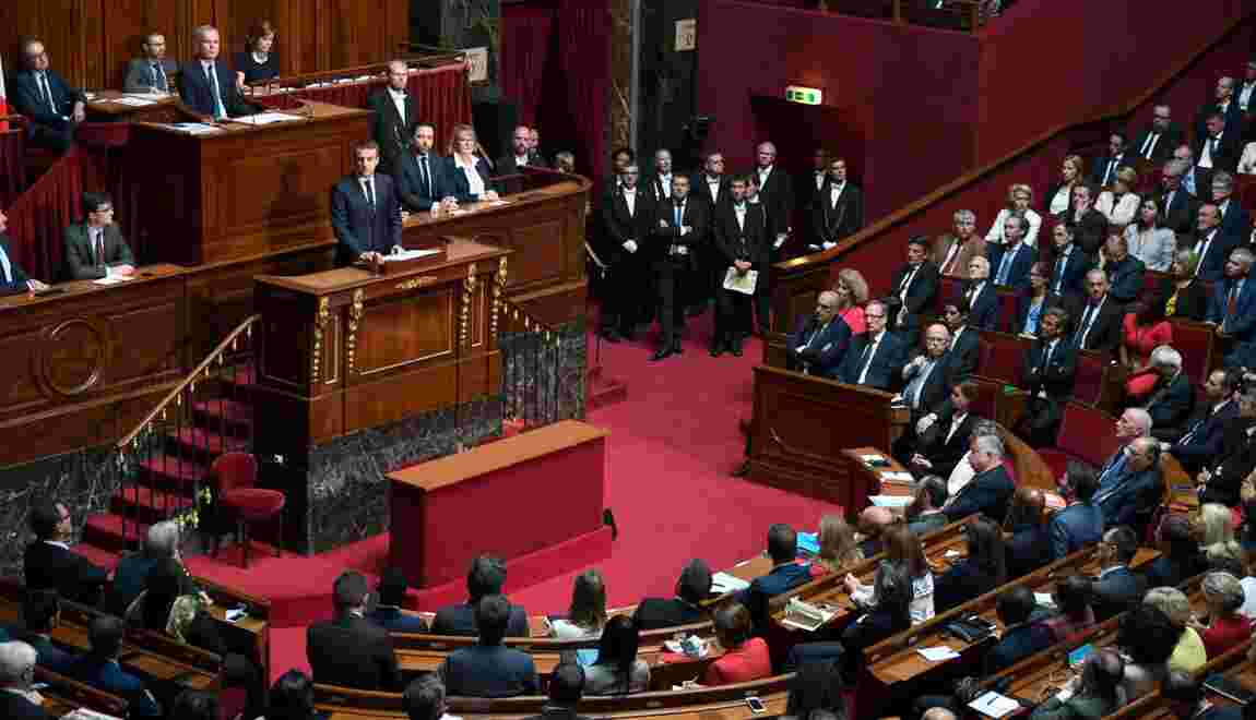 Macron annonce une réforme du Conseil économique, social et environnemental (Cese)