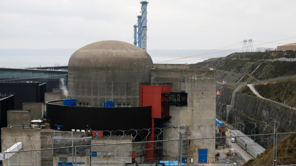 Explosion à la centrale de Flamanville, sans risque nucléaire