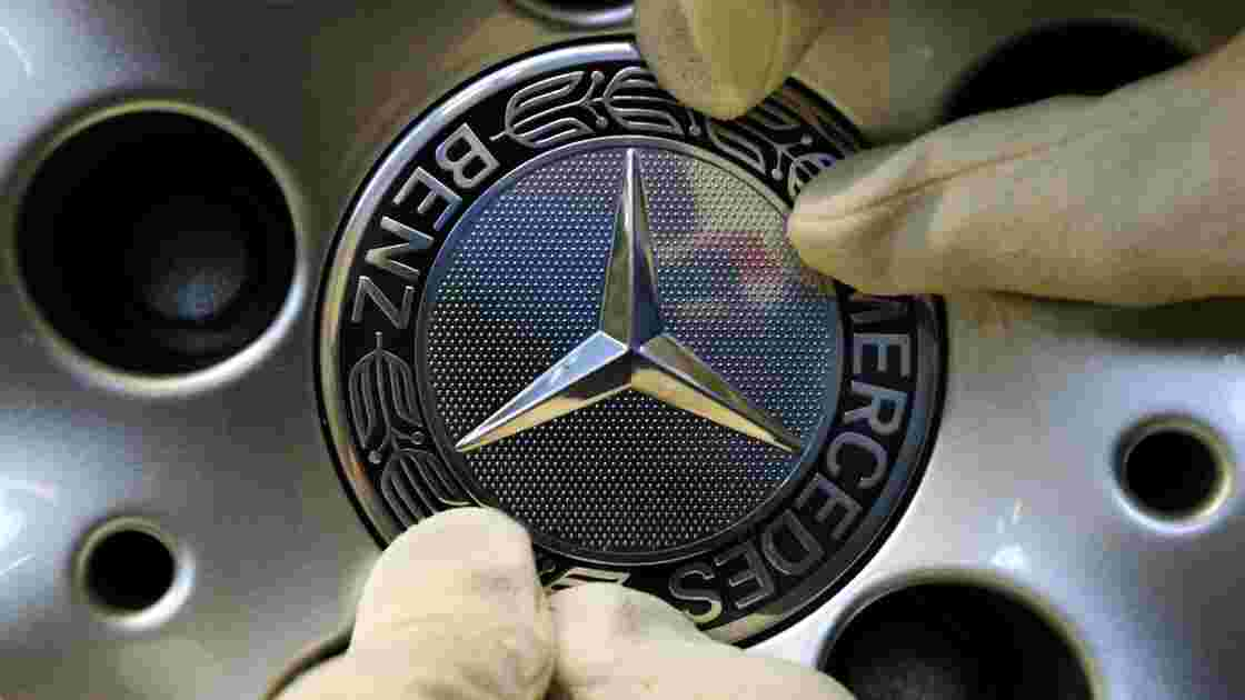 Pollution: Daimler rappelle plus de 3 millions de voitures en Europe