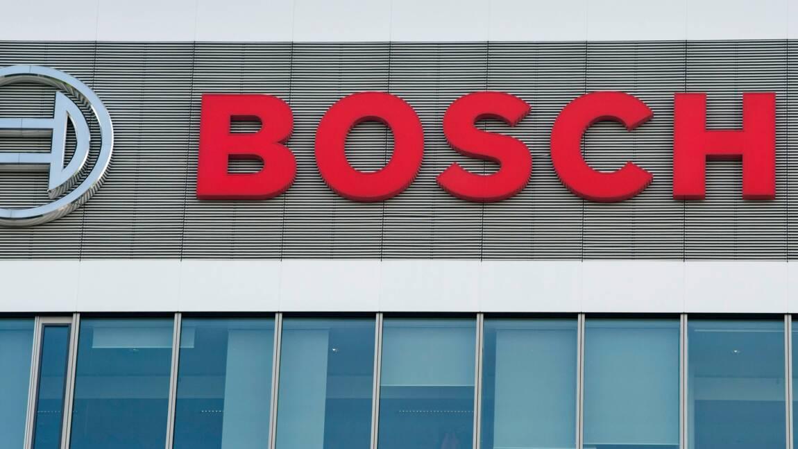 L'équipementier Bosch serait lié au cartel du diesel