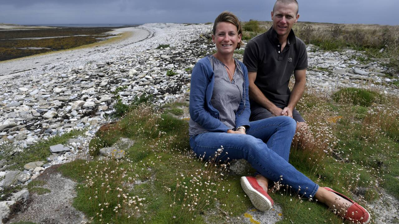 Ils ont passé 10 ans sur un îlot breton désert