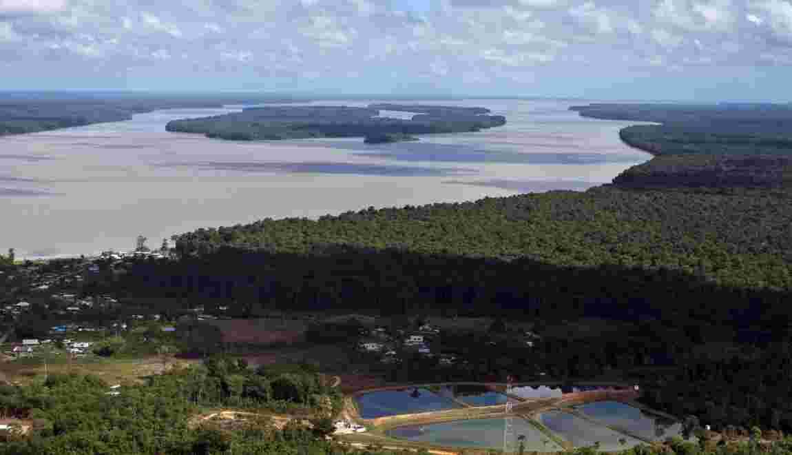 Guyane: le projet de mine Montagne d'Or fera l'objet d'un débat public