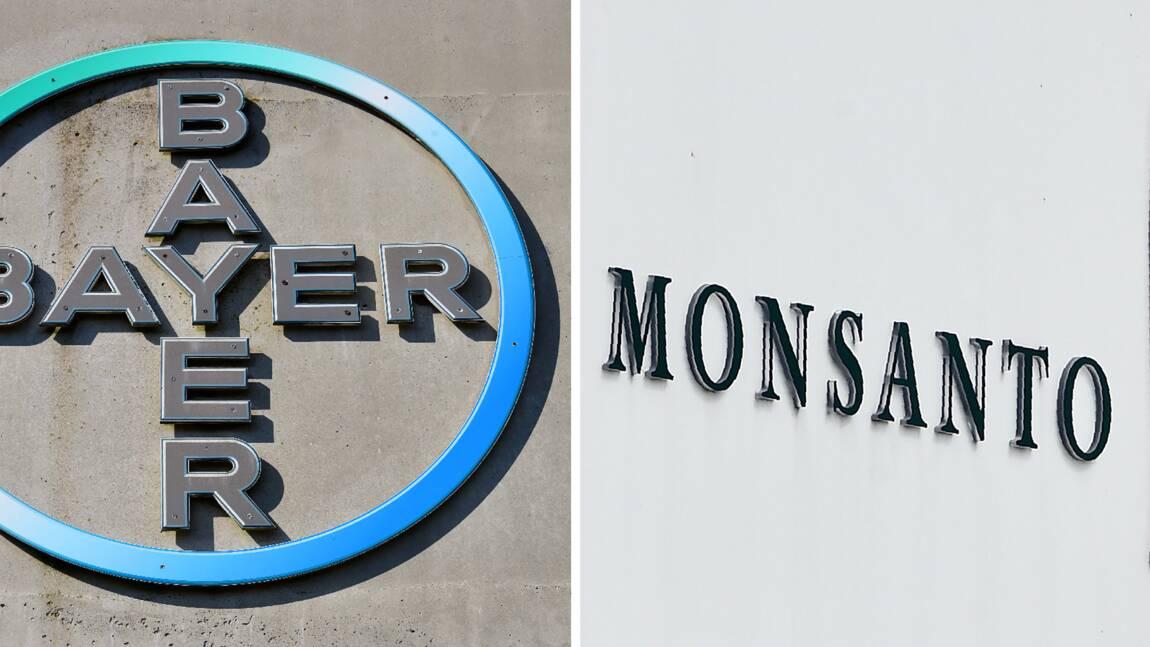 Bayer devient un géant de l'agrochimie en croquant Monsanto