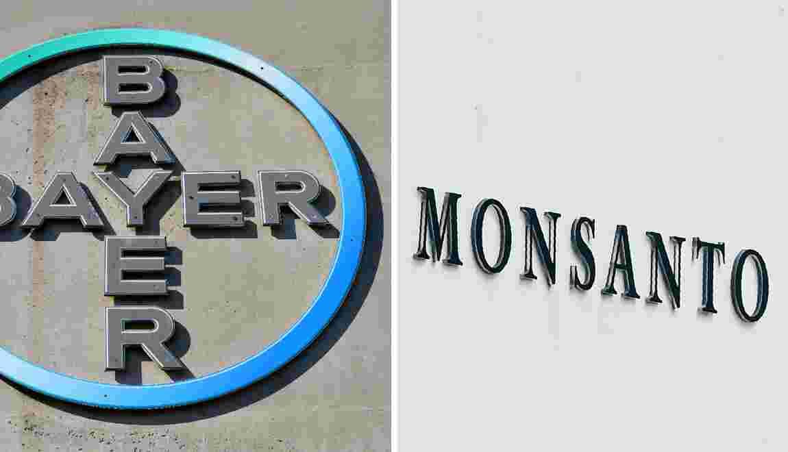 Bayer se déleste du nom Monsanto, symbole décrié de l'agrochimie