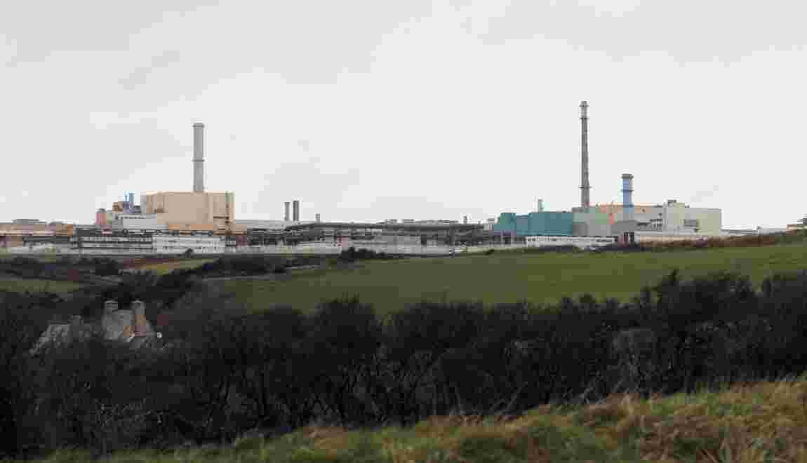 Plutonium près de l'usine Areva de la Hague: 40 m2 de pollution selon Areva