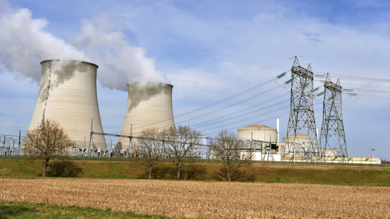 L'ASN place une centrale nucléaire du Cher sous surveillance renforcée