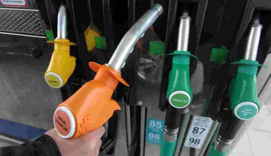 """Le diesel """"crucial"""" pour les objectifs de CO2, selon l'industrie automobile"""