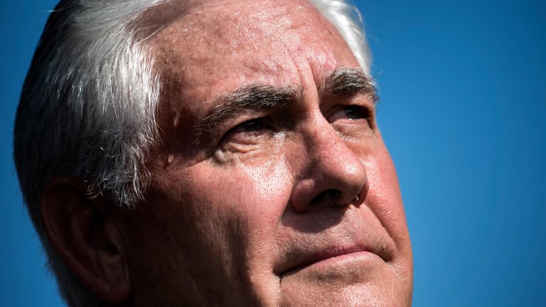 """Climat: les Etats-Unis cherchent à travailler avec des """"partenaires"""" de l'accord de Paris, selon Tillerson"""