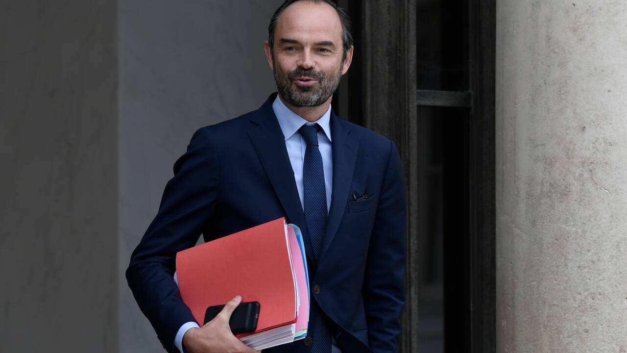 """Usage agricole du glyphosate: Philippe demande un rapport """"avant la fin de l'année"""""""