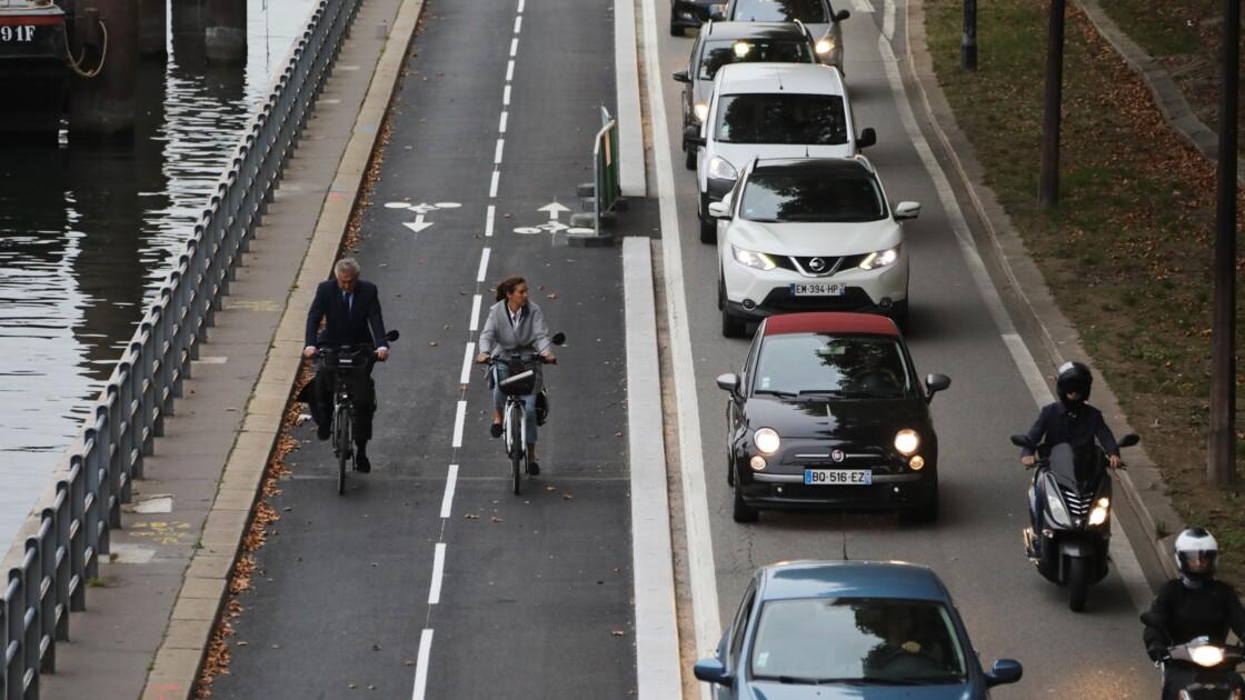 La Ville de Paris ne veut plus de véhicules à essence en 2030