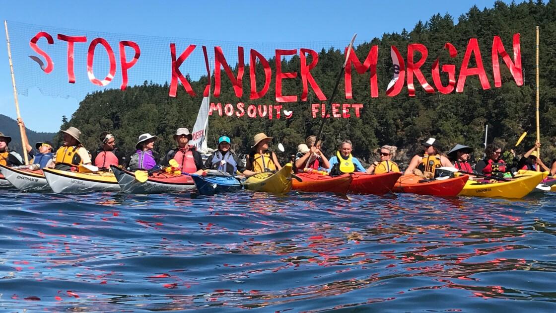 Canada: levée de boucliers contre la construction d'un oléoduc
