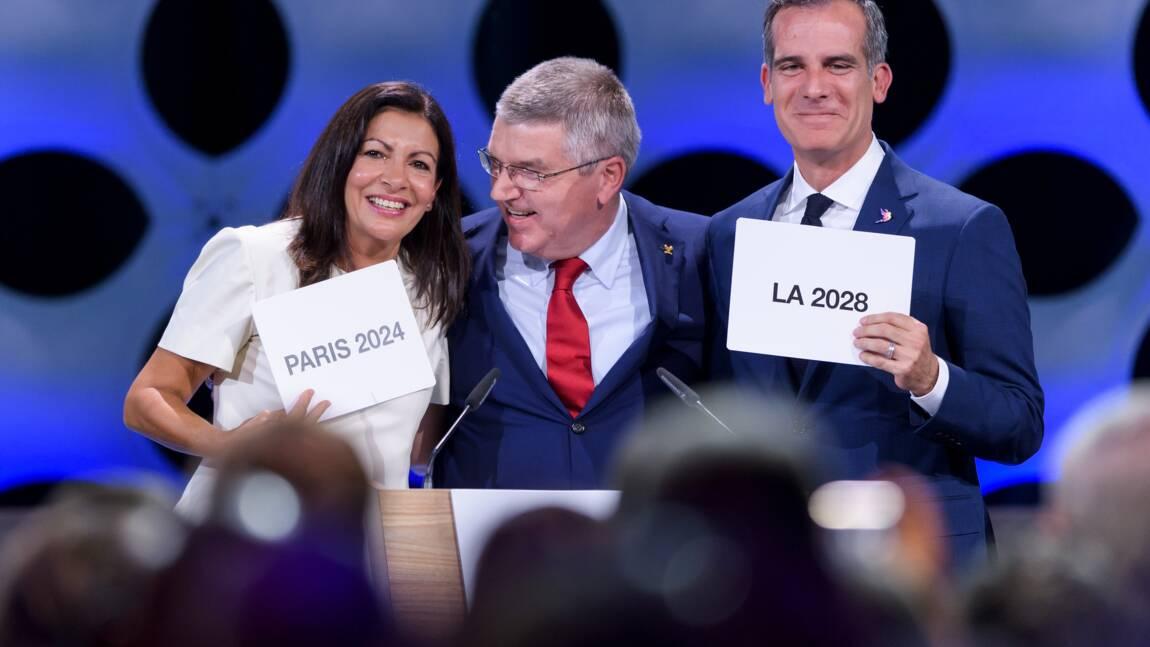 JO durables: Anne Hidalgo et le maire de Los Angeles en appellent aux entreprises