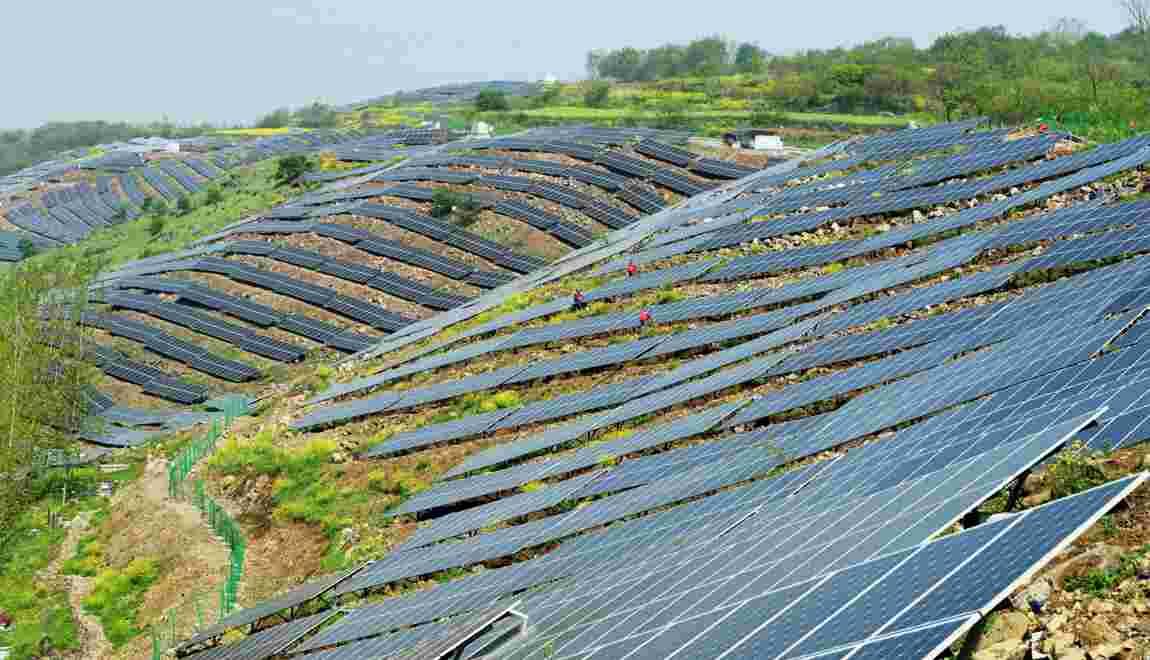 Énergies vertes: la Chine et l'Inde en tête pour attirer les investissements