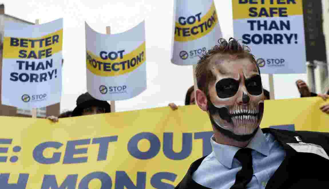 """Glyphosate: l'UE reporte le vote, nouvelle date fixée """"sous peu"""""""