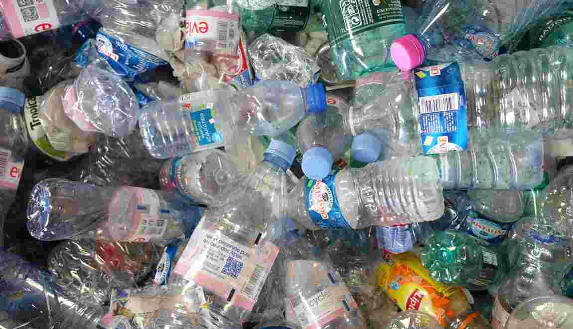 Le plastique jeté dans les fleuves, source majeure de la pollution des océans