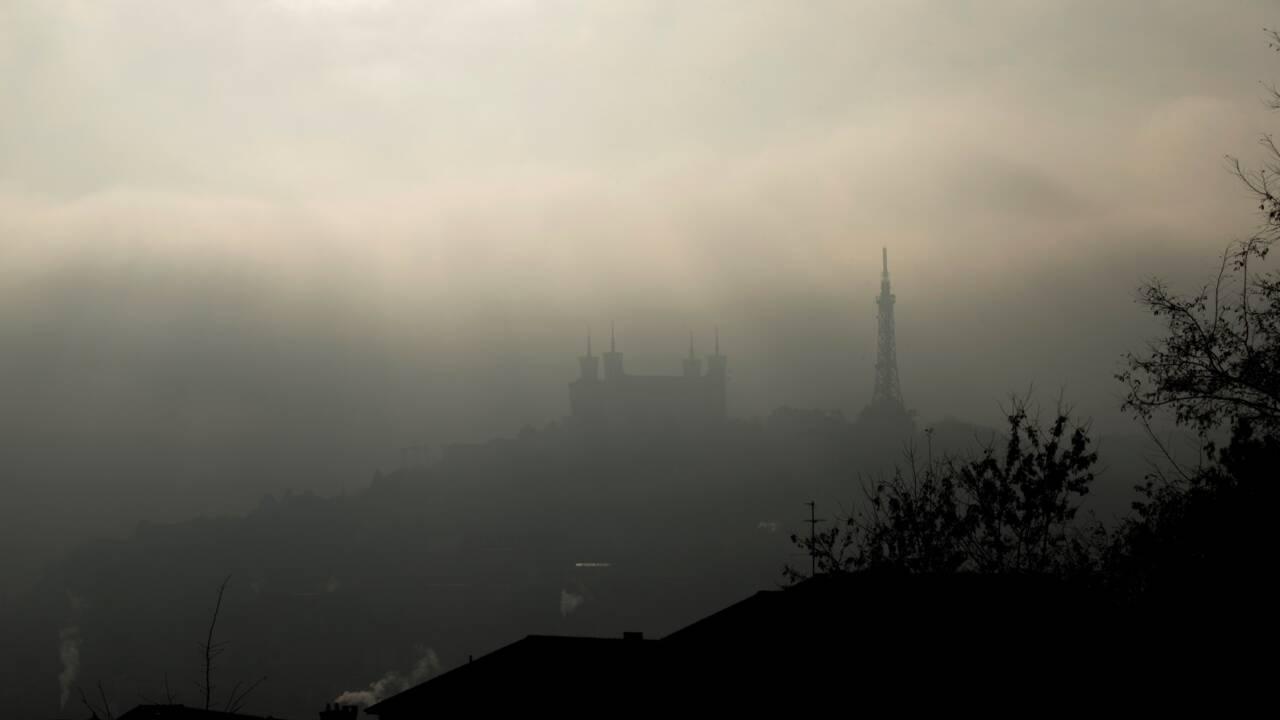Climat: nouveau record de concentration de CO2 dans l'atmosphère
