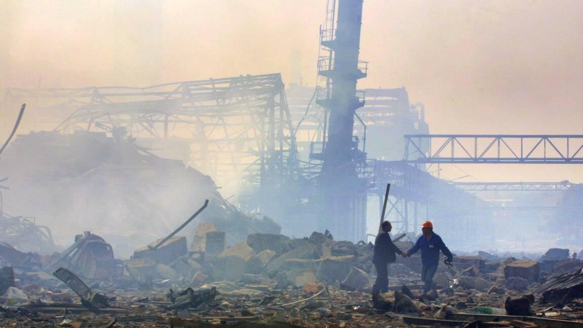 La France insuffisamment préparée aux accidents industriels