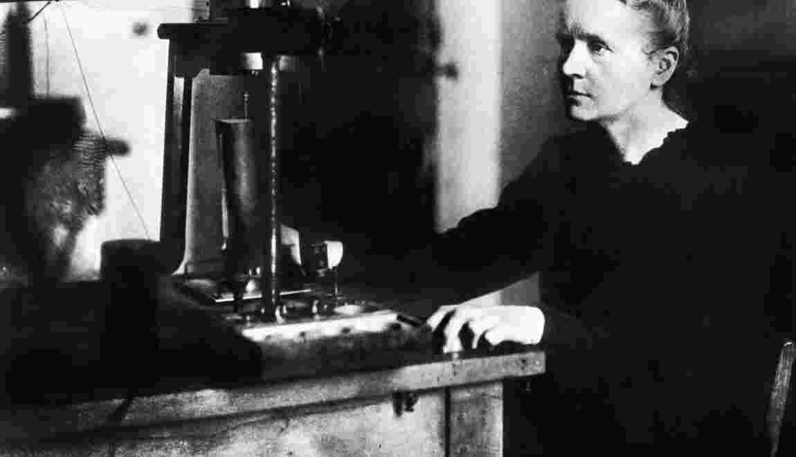 Marie Curie vue par ses petits-enfants