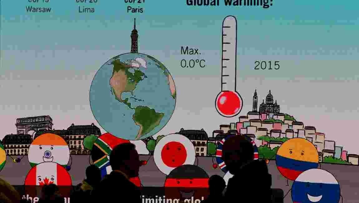 Climat : l'ONU met en garde contre les investissements dans les énergies fossiles