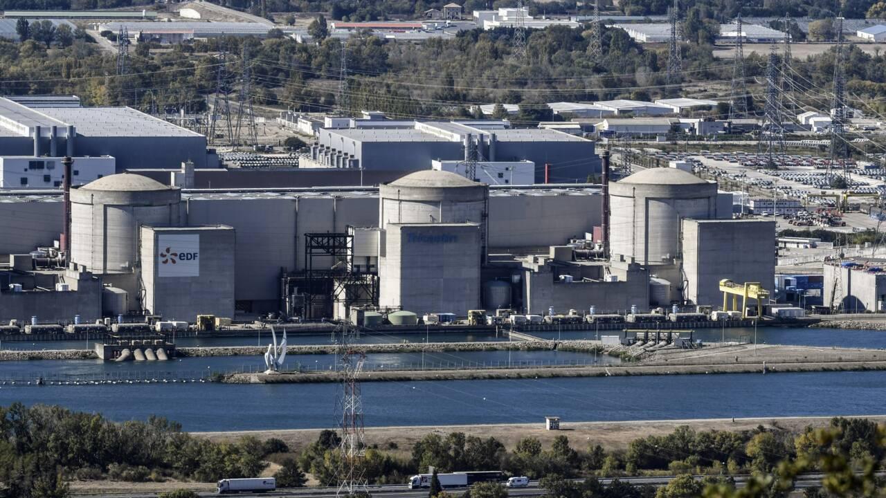 EDF repousse encore le redémarrage de la centrale du Tricastin
