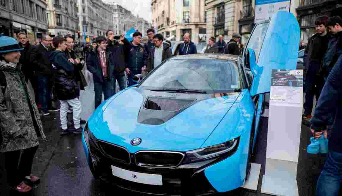 Autonomes et électriques: les voitures du futur à portée de volant