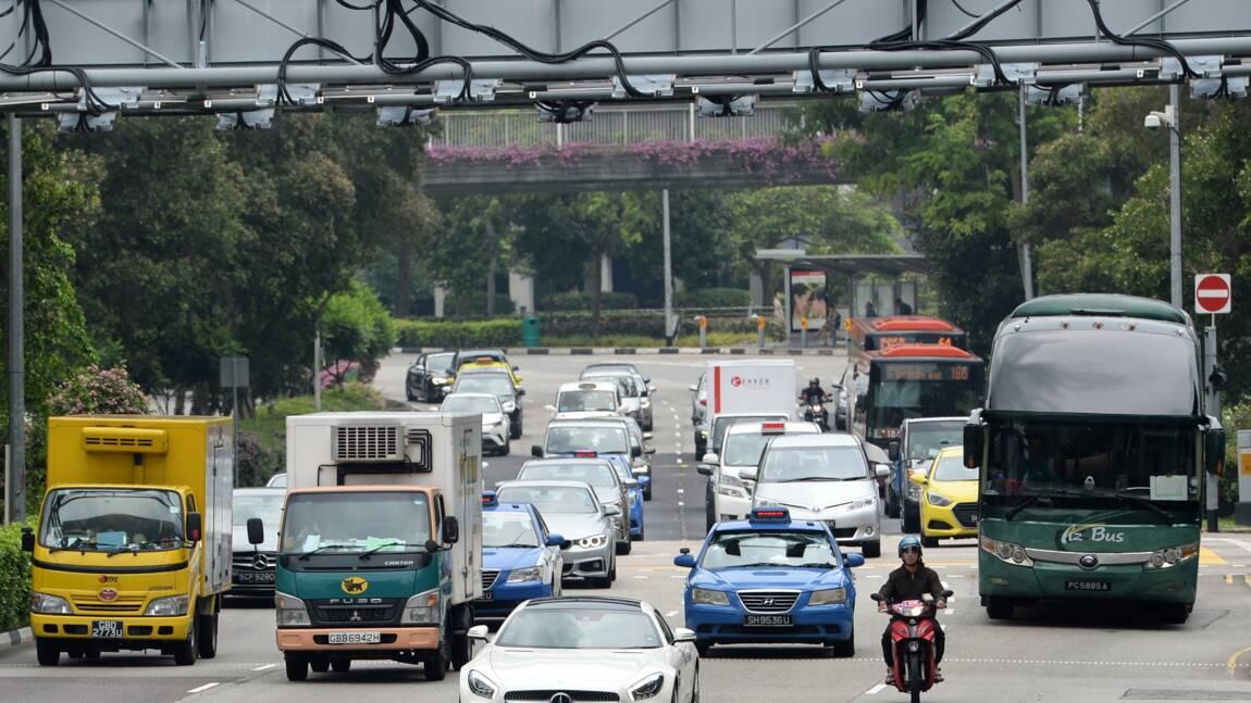 Moins de voitures en ville : la recette choc de Singapour