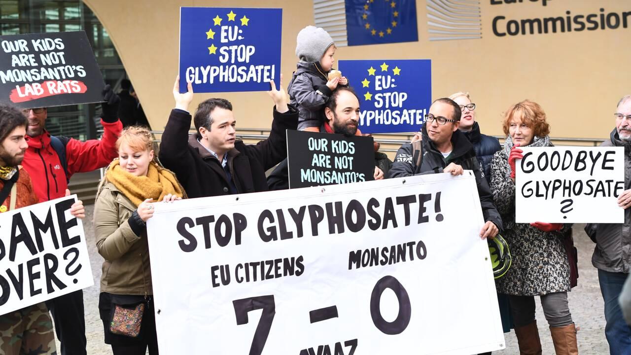Glyphosate: faire avec ou sans? Un dilemne pour les agriculteurs
