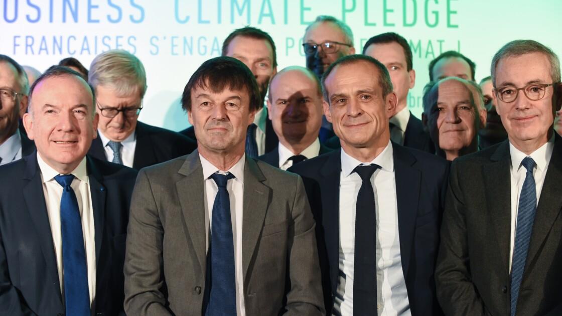 """Climat: des PDG plaident pour une """"convergence"""" des prix mondiaux du carbone"""