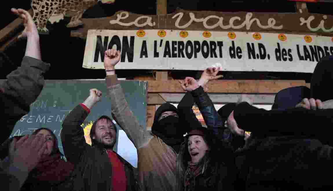 Notre-Dame-des-Landes: le projet d'aéroport abandonné après des années de controverse