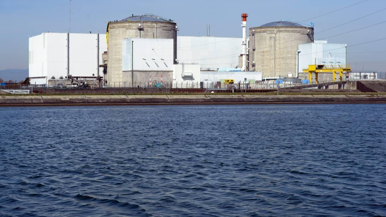 Le gouvernement lance le pilotage de la fermeture de Fessenheim