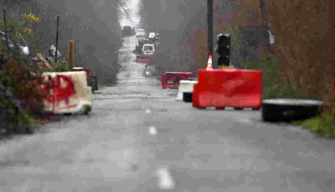 """ND-des-Landes: les opposants se préparent à libérer la route """"des chicanes"""""""