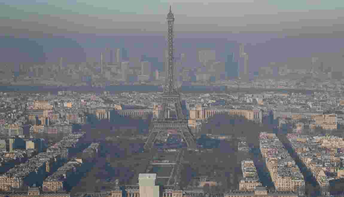 """Qualité de l'air: Bruxelles donne une """"dernière chance"""" à neuf pays"""