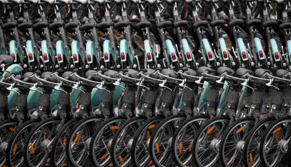 Vélib': mars sera remboursé, Smovengo écope d'une nouvelle pénalité