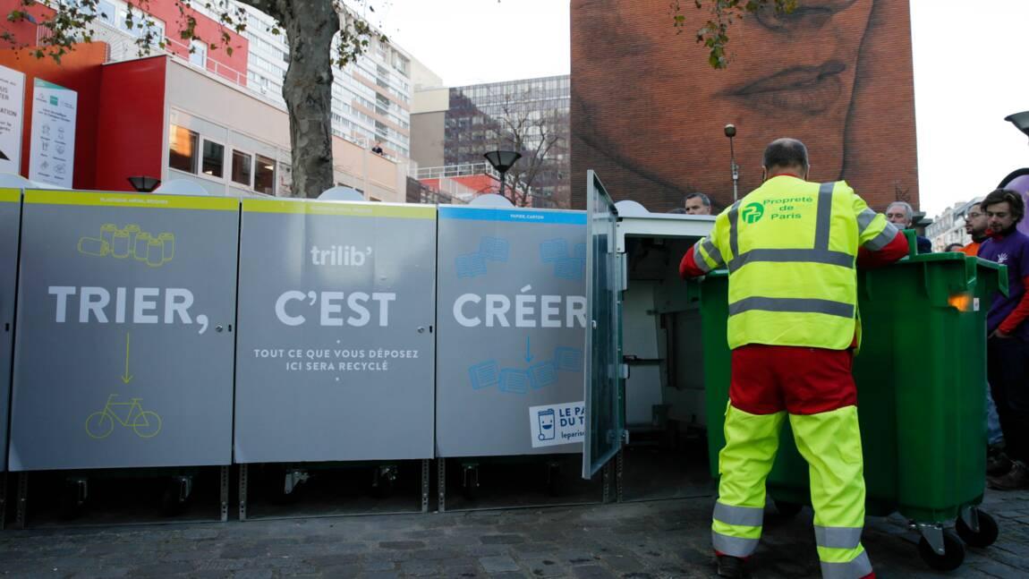 Consigner les emballages, piste pour améliorer la collecte de déchets