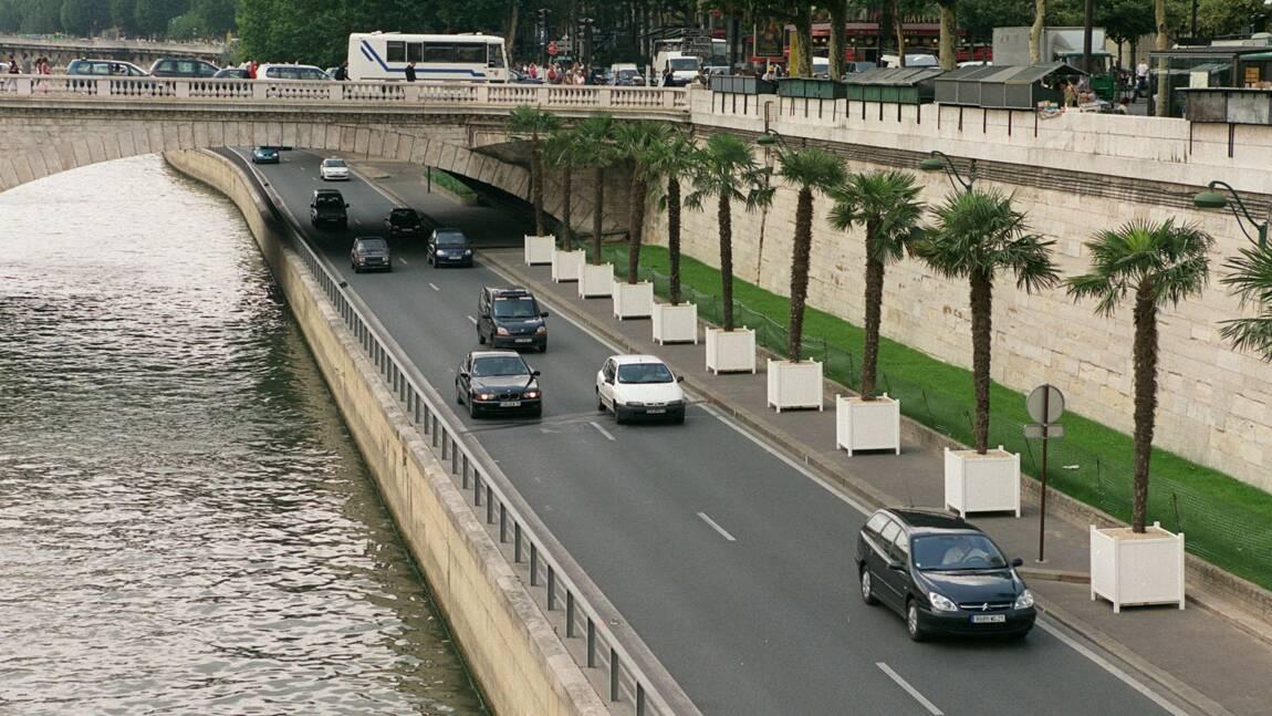 Paris: la piétonnisation des voies sur berges annulée